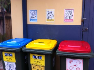 Australia recycles, backpackers should too